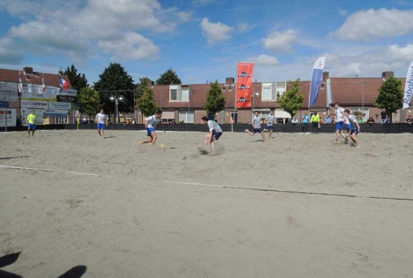 beleef sprundel beach soccer