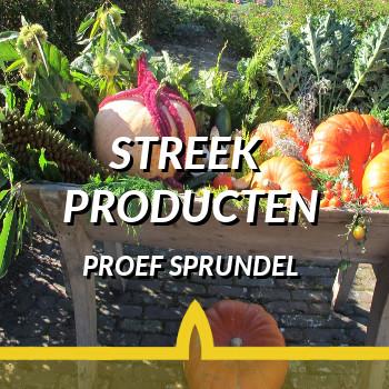Sprundel - streekproducten