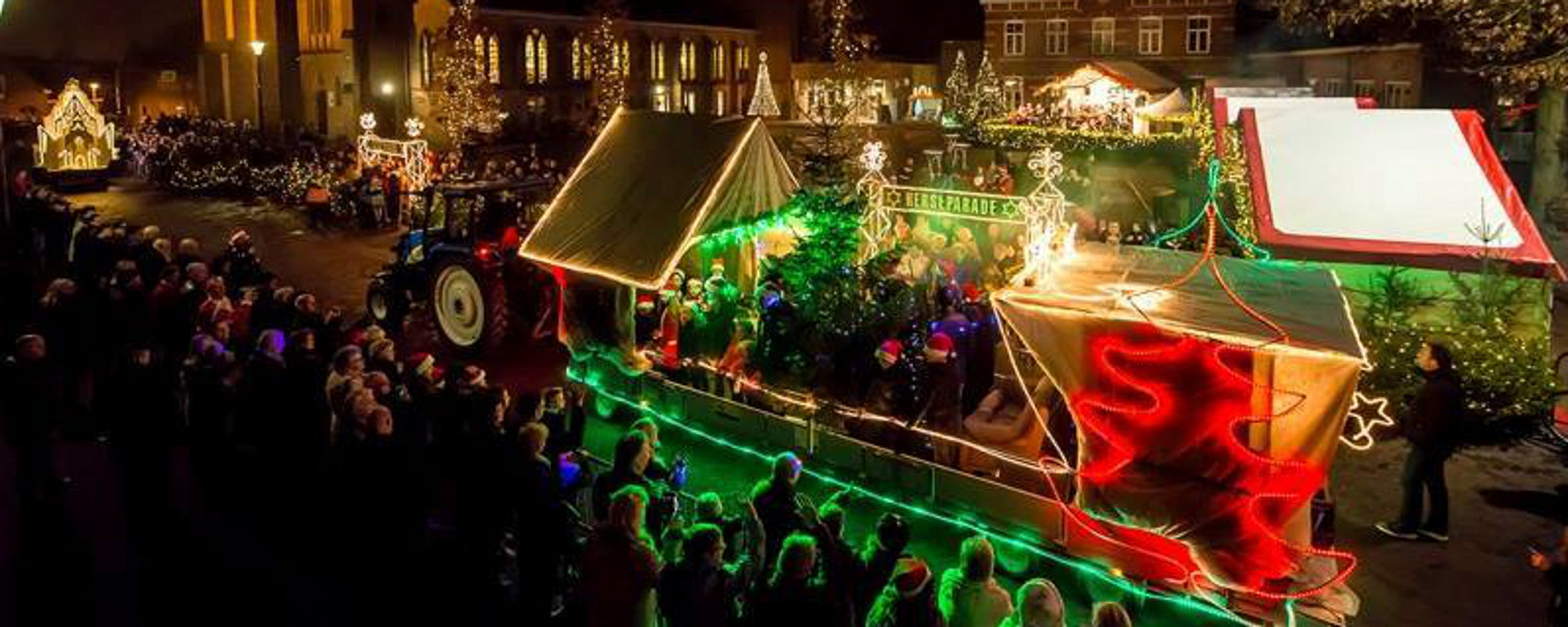 15 december 2018 Kerstparade Sprundel