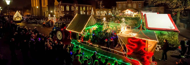 21 december 2019 Kerstparade Sprundel