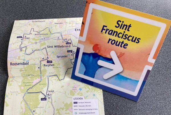 Beleef Sprundel Sint Franciscusroute